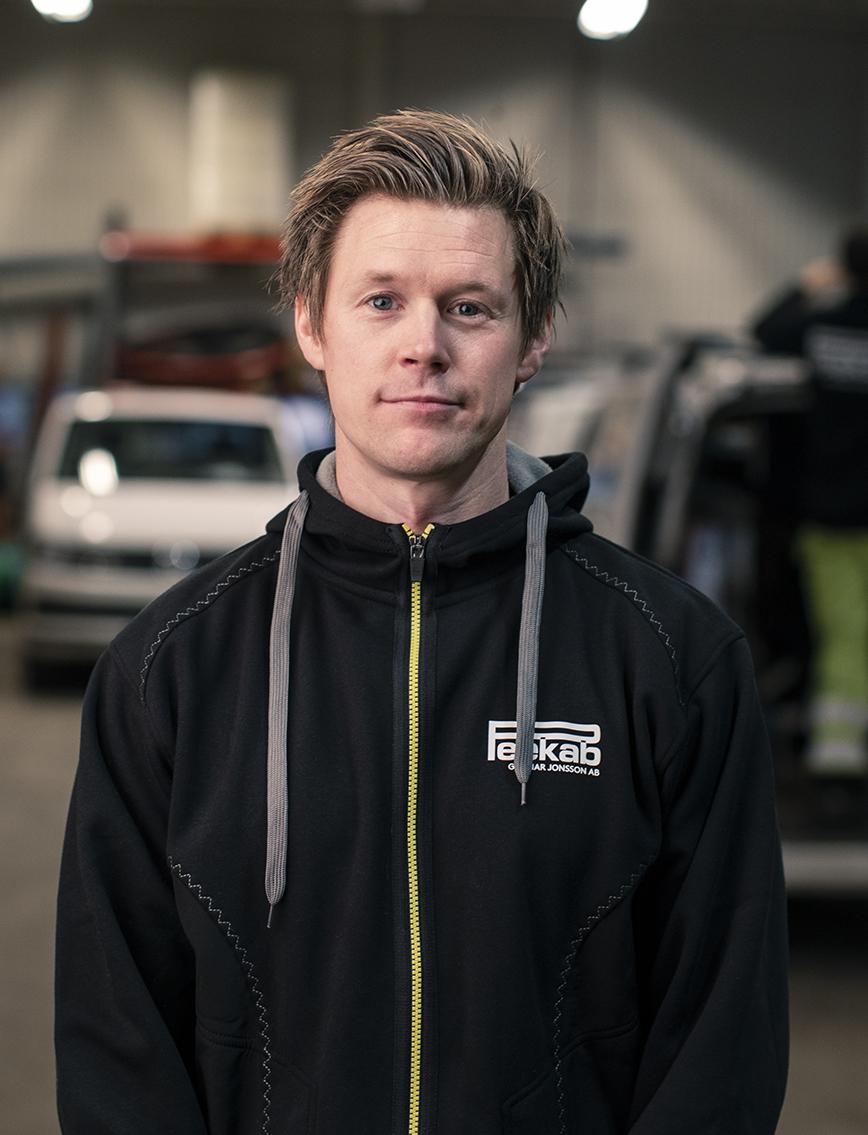 Niklas Björkman