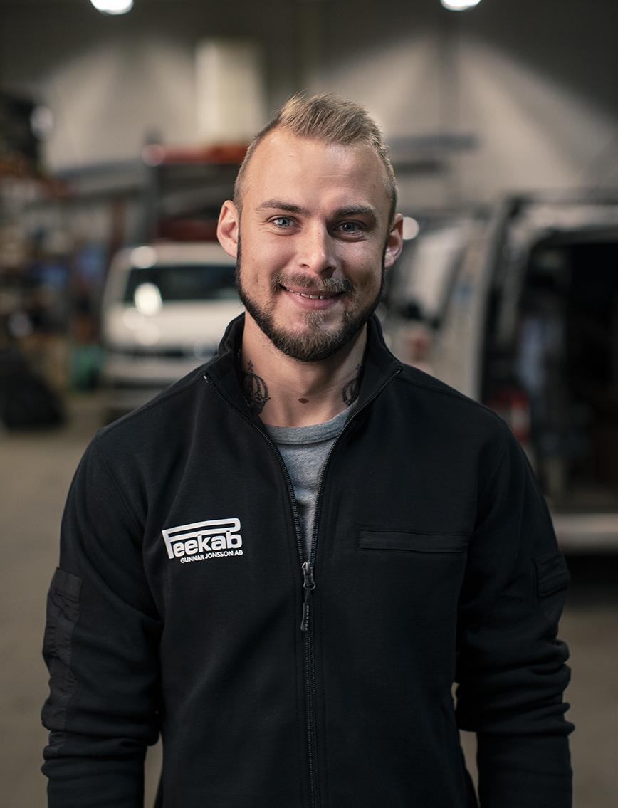 Christoffer Berglund
